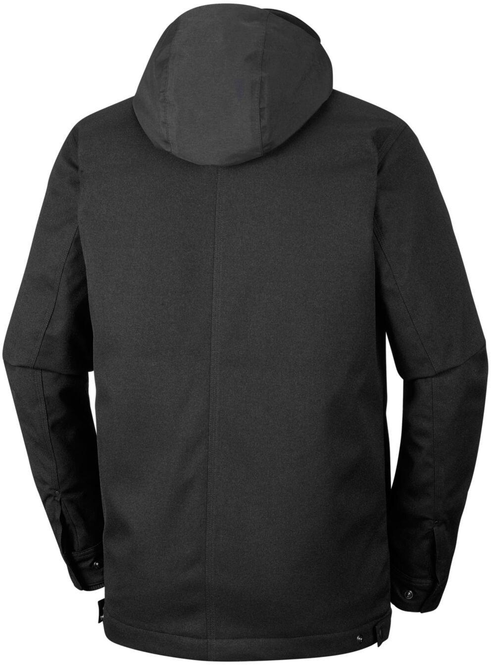 columbia boundary bay chaqueta hombre black